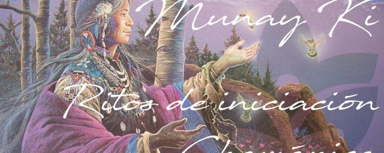 Taller de Munay Ki – Ritos de iniciación Chamánica