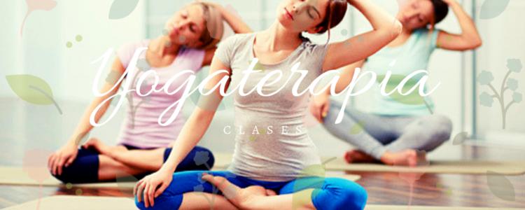 Clases de Yogaterapia