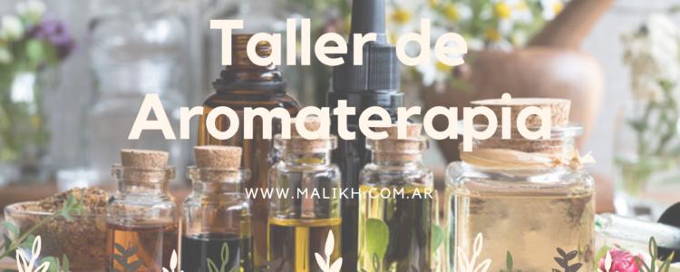 Taller de Aromaterapia