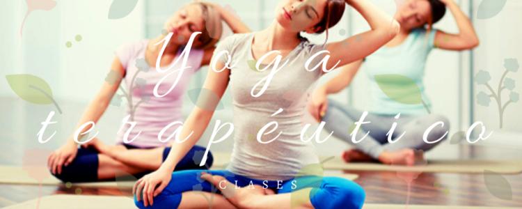 Clases de Yoga Terapéutico