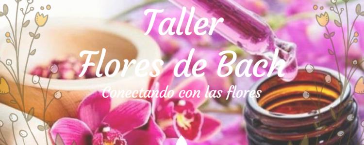Taller de Flores de Bach – conectando con las flores
