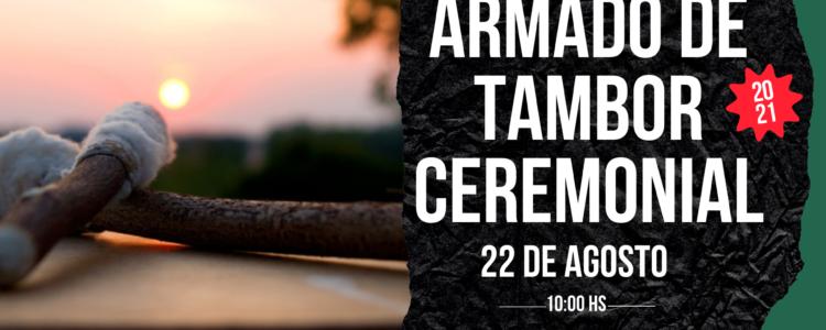 Taller de Elaboración de tambor ceremonial